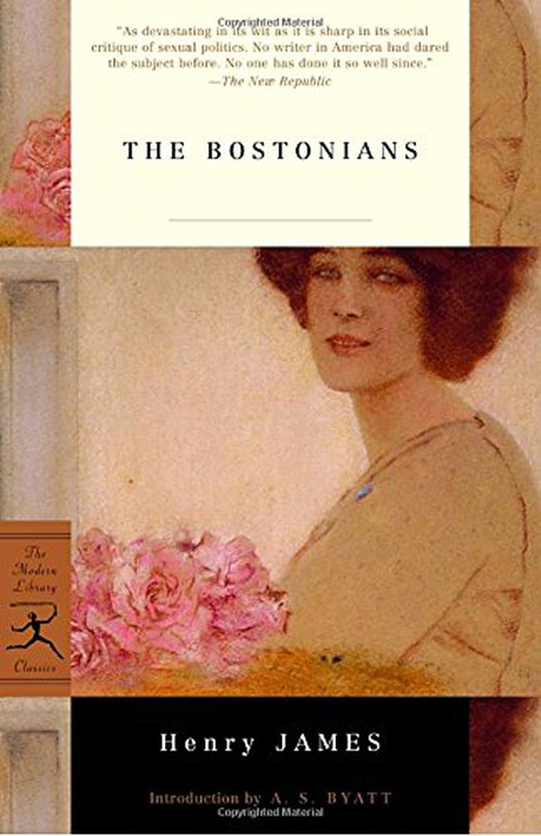 """The Bostonians"" by Henry James"