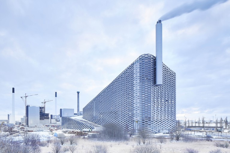 Copenhill Power Plant & Ski Centre