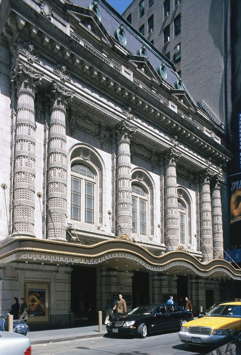 Lyceum Playhouse, Theater District, New York.
