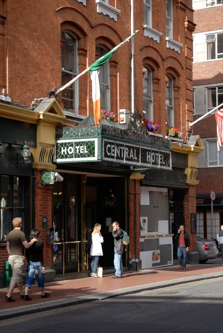 Central Hotel, Dublin.