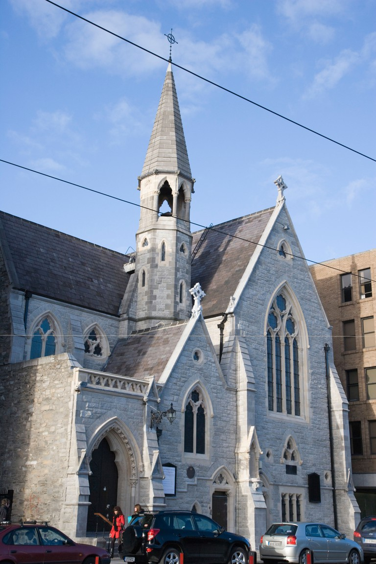 Dublin Unitarian Church regularly opens its doors for gigs