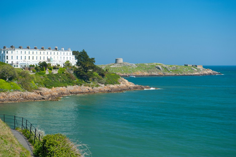 Venture out to Dalkey