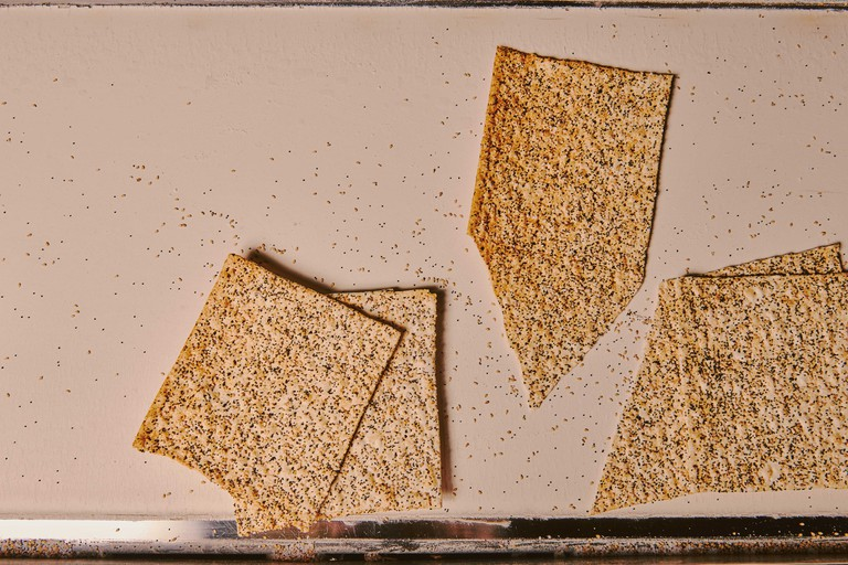 Albert and Rodriguez hope that the matzo will be something people eat year-round, not just over Passover