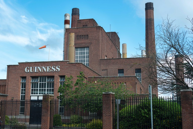 Take a tour of the Guinness Storehouse brewery