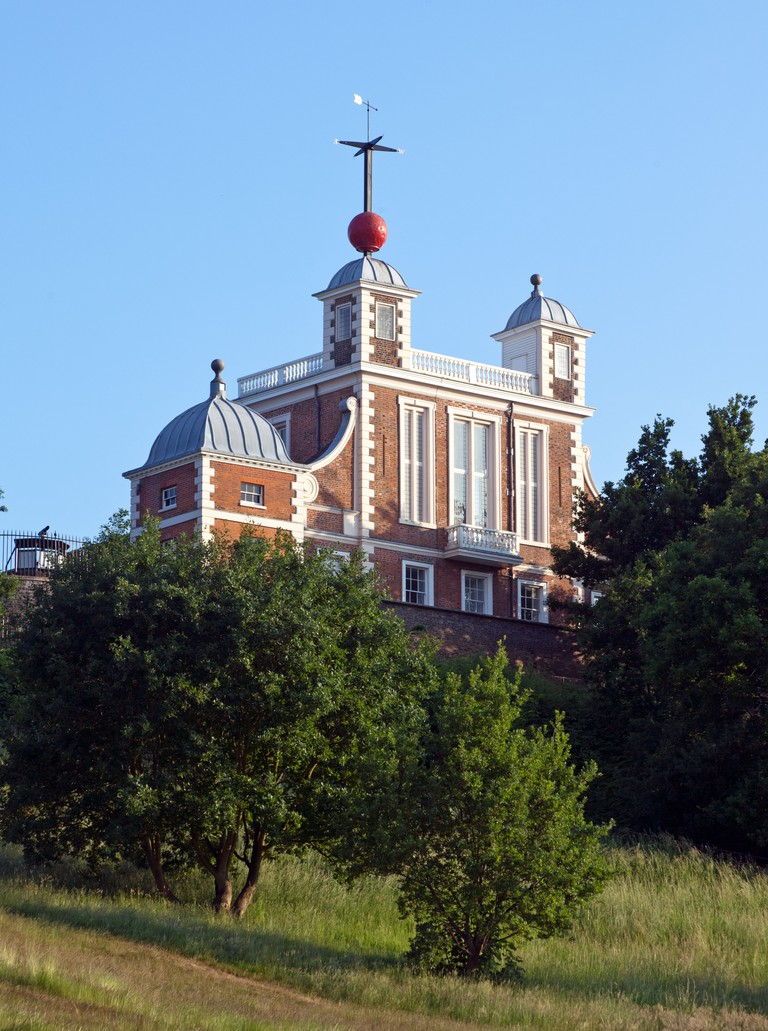 The Royal Observatory, Greenwich, London.
