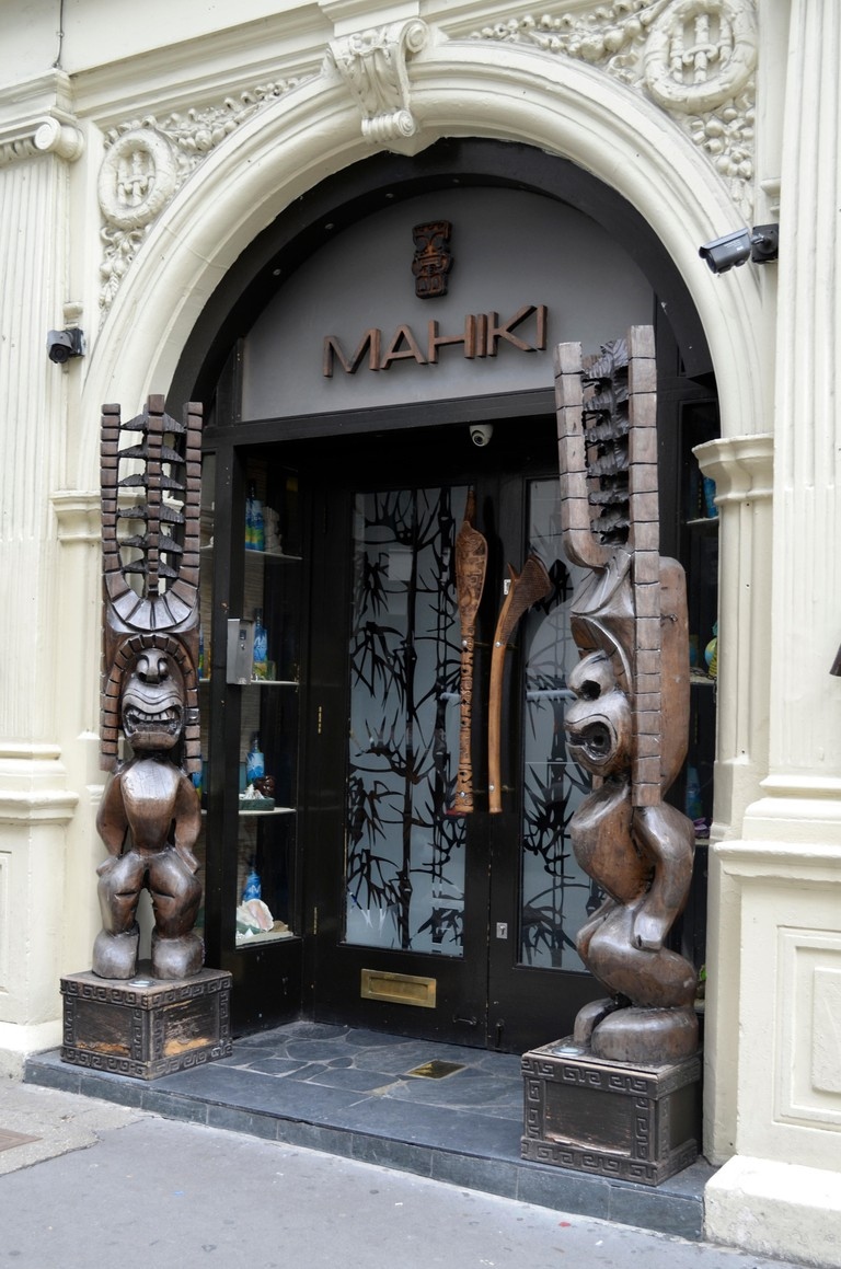Mahiki is often frequented by celebrities