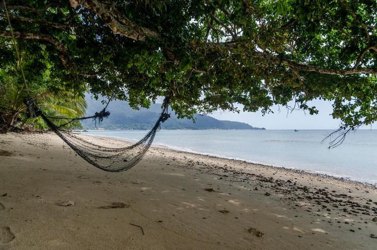 Beach in Tioman Island, Malaysia