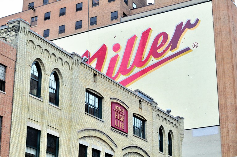 Miller Brewing Company in Milwaukee, Wisconsin.