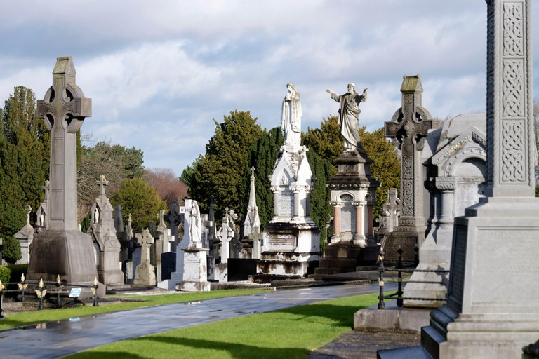Glasnevin Cemetery is the resting place of some of Ireland's most important figures