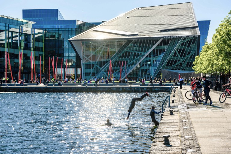 Catch a show at Bord Gáis Energy Theatre
