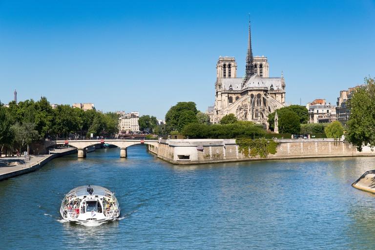 Notre-Dame de Paris, Paris.