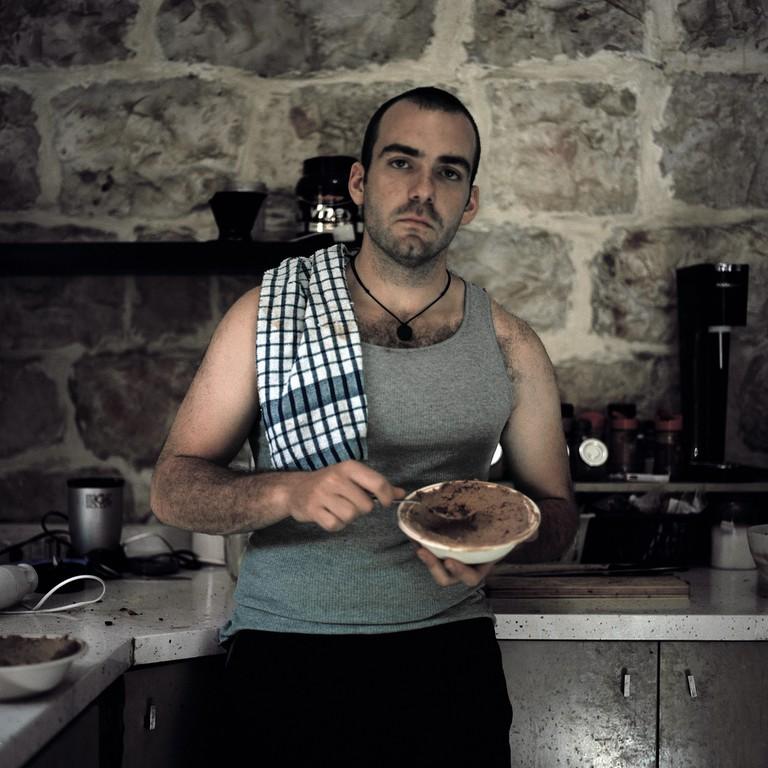Kashrut - making humus1