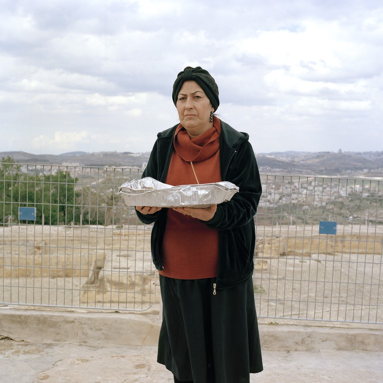 Kashrut - Nebi Samuel cook