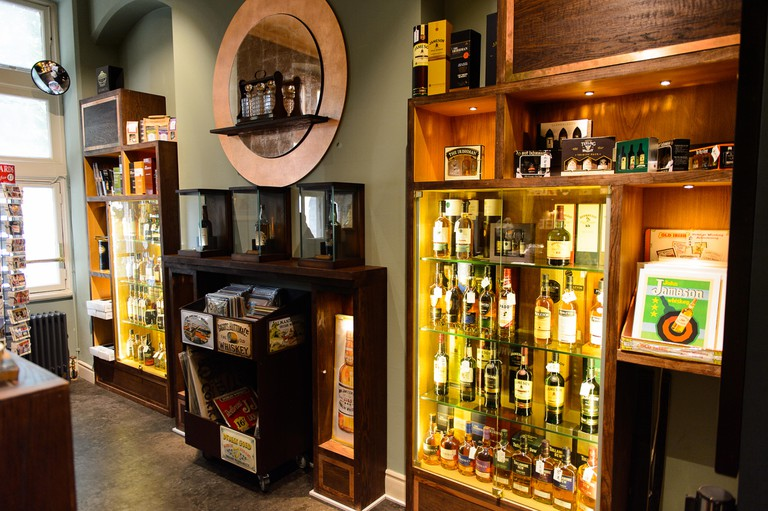 The Irish whiskey museum, Dublin