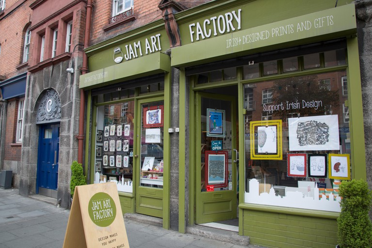Jam Art Factory Shop, Dublin