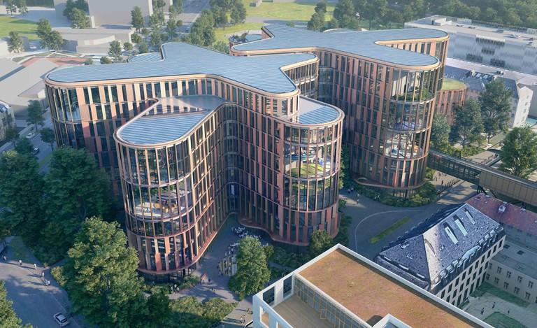 BørneRiget Children's Hospital Copenhagen opens in 2025
