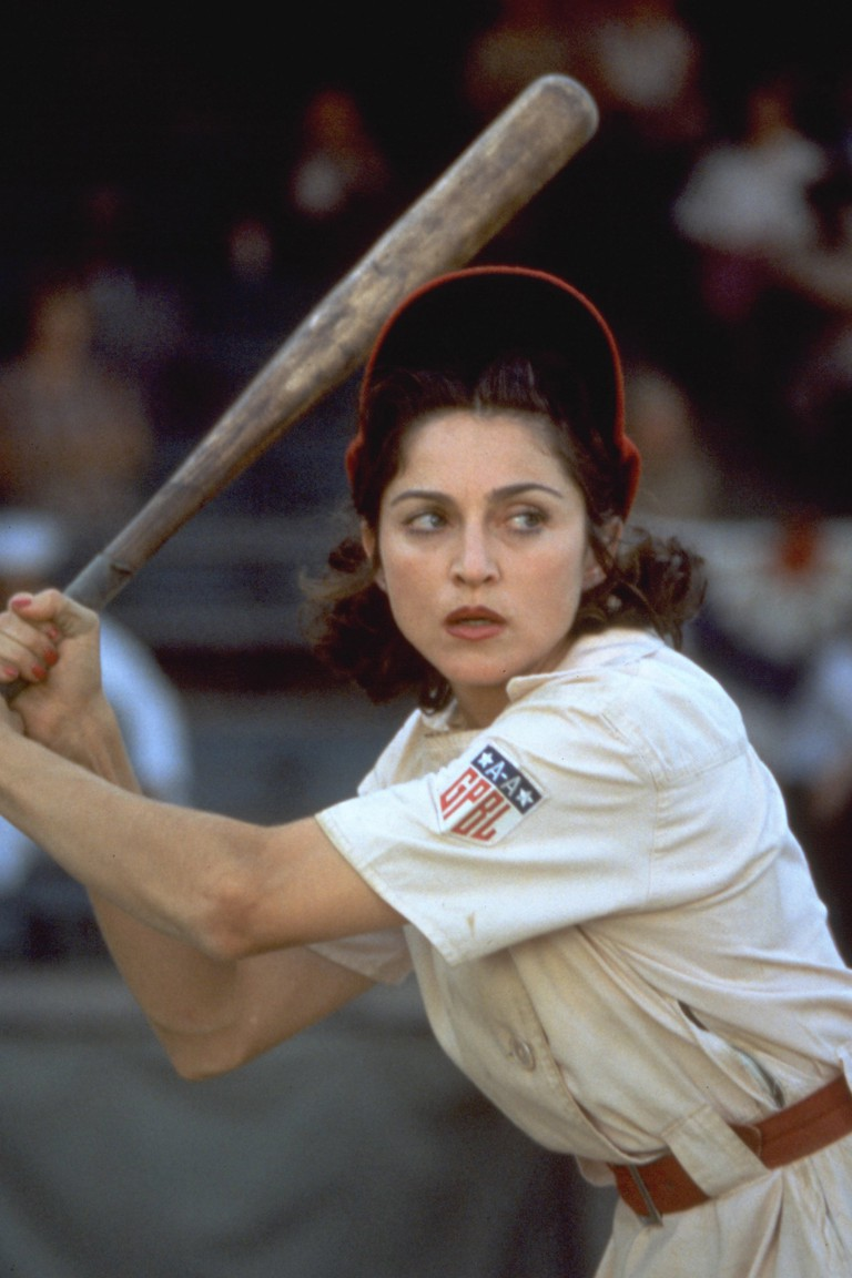 A League Of Their Own - 1992