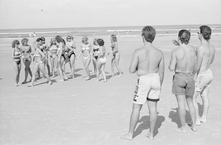 Spring Break: Rite of Passage. A 11 year photographic document of spring break in Daytona Beach, Florida - 1982-1993.