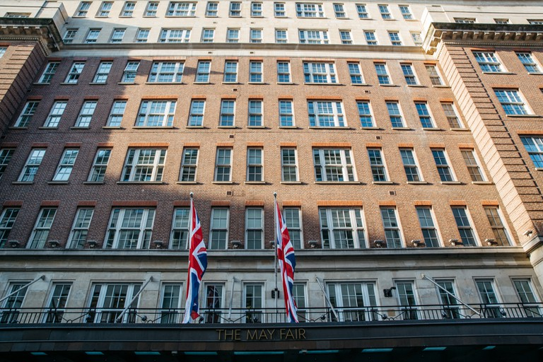 The hotels in Mayfair are among the best in London