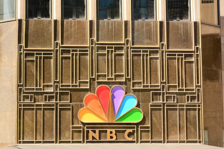 NBC Station, Chicago, USA