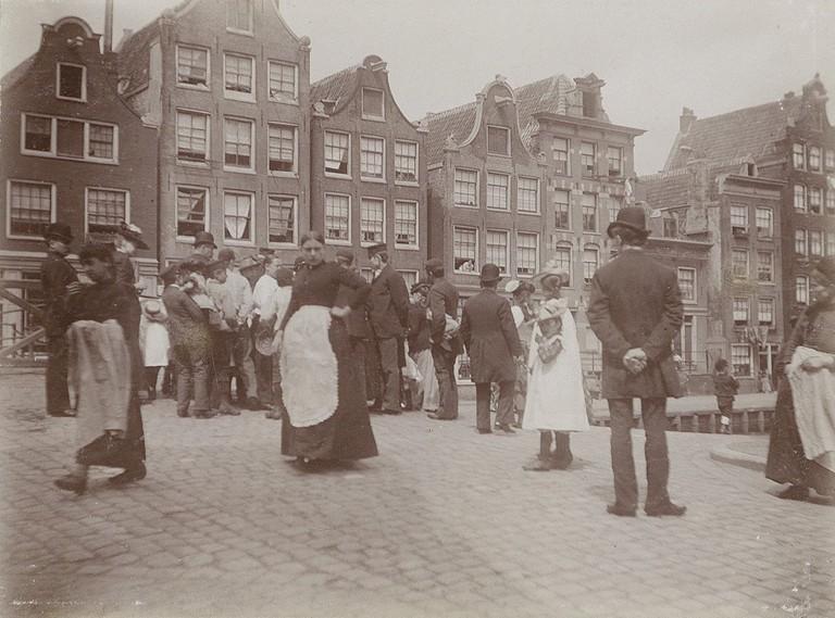 The Jordaan. 1892