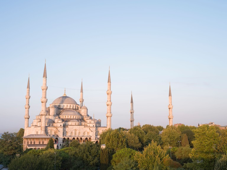 Sultan Ahmed Mosque, Blue Mosque, Istanbul.