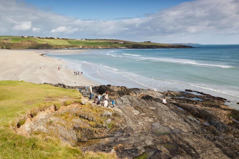 Inchydoney Beach near Clonakilty, Ireland
