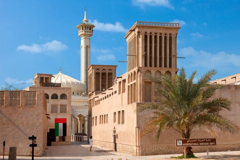 Bastakiya Quarter, Bur Dubai