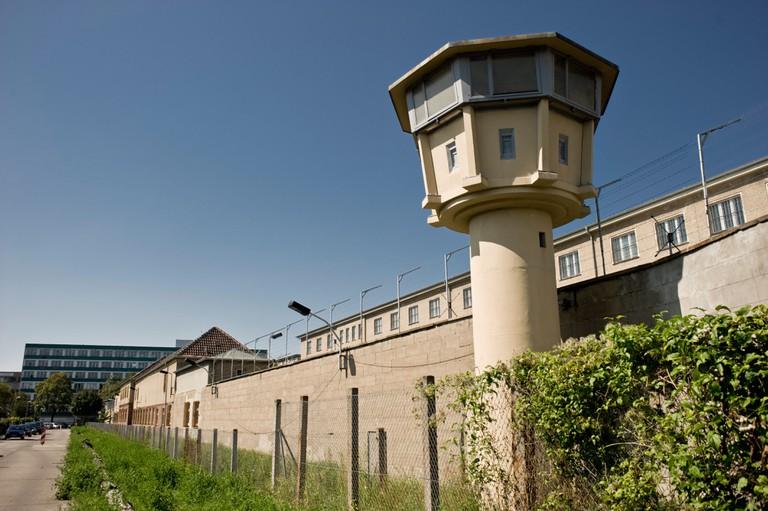Former Soviet prison in Hohenschönhausen, Berlin.