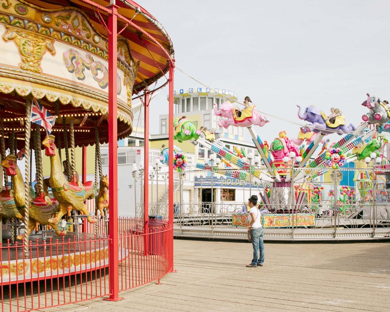 Clarence Pier, Southsea, 2018