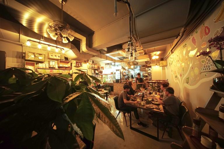 Dandy's Organic Cafe Hong Kong