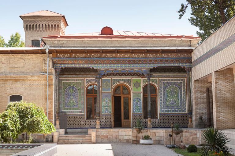 House of Alexander Polovtsev, Museum of Applied Arts, Tashkent, Uzbekistan