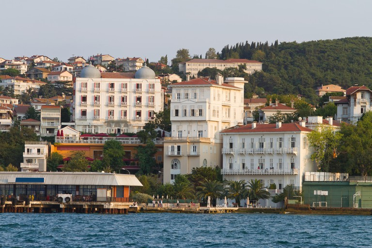 Buyukada, Istanbul.