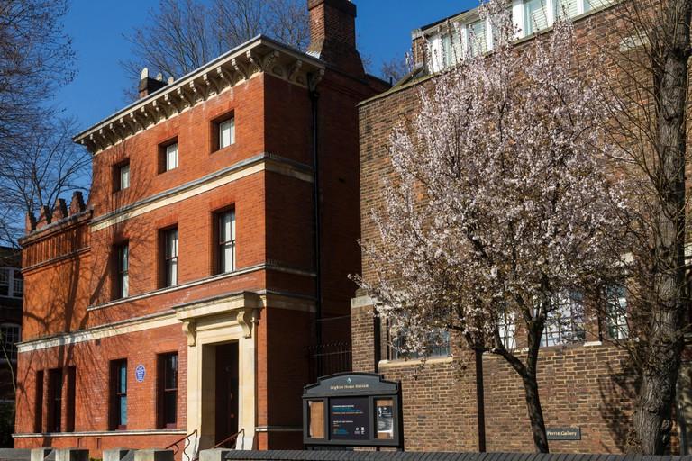 England London, Leighton House museum