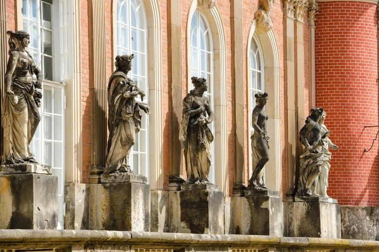 New Palace in Sanssouci Park, Potsdam, Germany