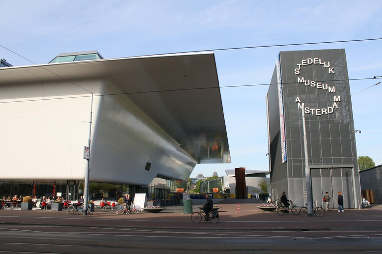Stedelijk Museum Amsterdam, museum for modern & contemporary art and design