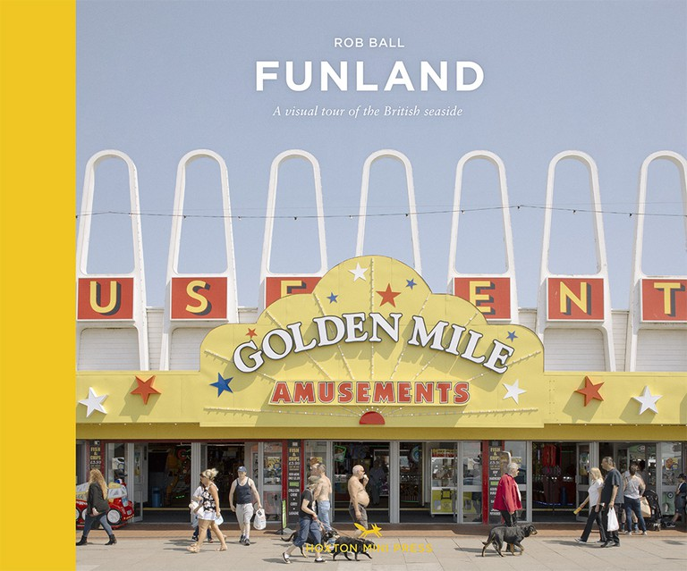 'Funland' is Rob Ball's third photo book