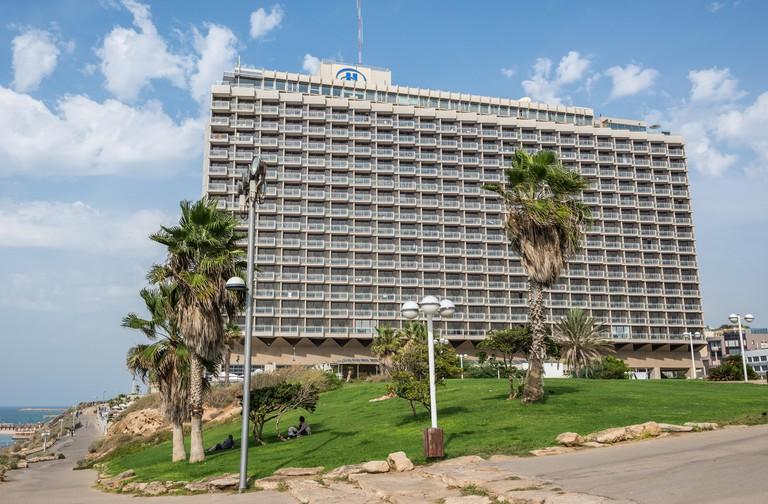 Hilton Tel Aviv Hotel in Tel Aviv city, Israel