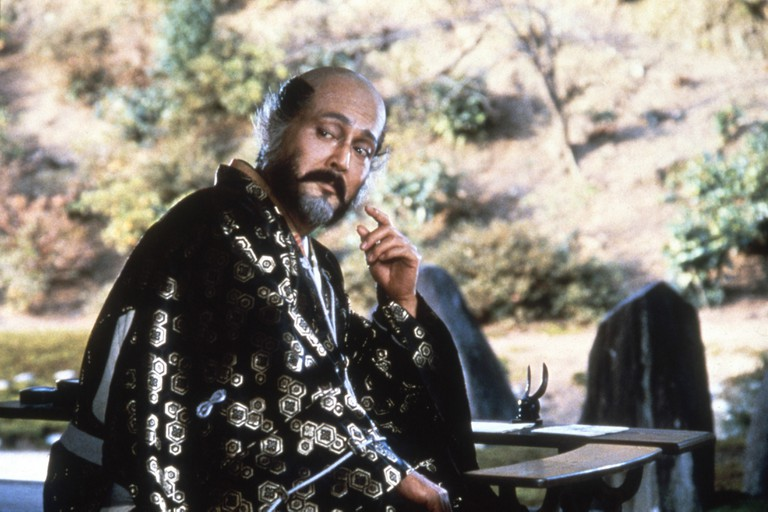 Kagemusha Year : 1980 Japan Director : Akira Kurosawa Masayuki Yui Golden Palm Cannes 1980. Image shot 1980. Exact date unknown.
