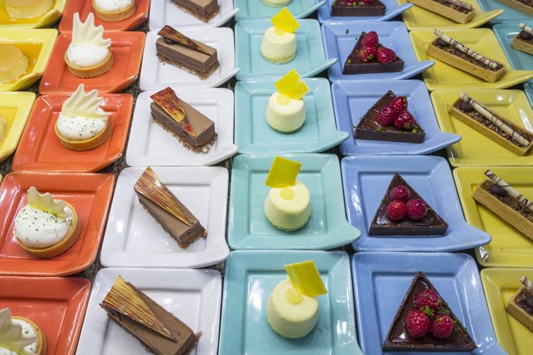 Pastry desserts