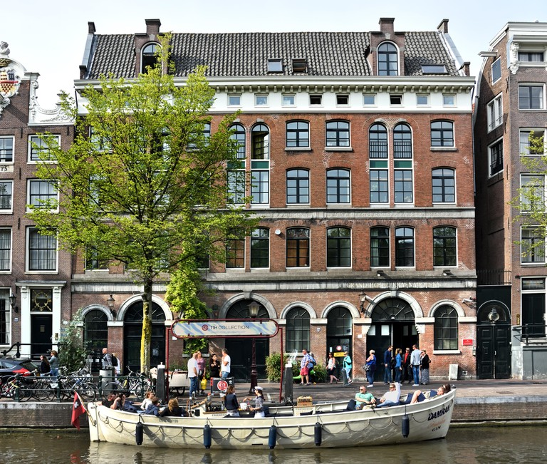 De Wallen is the oldest neighbourhood in Amsterdam