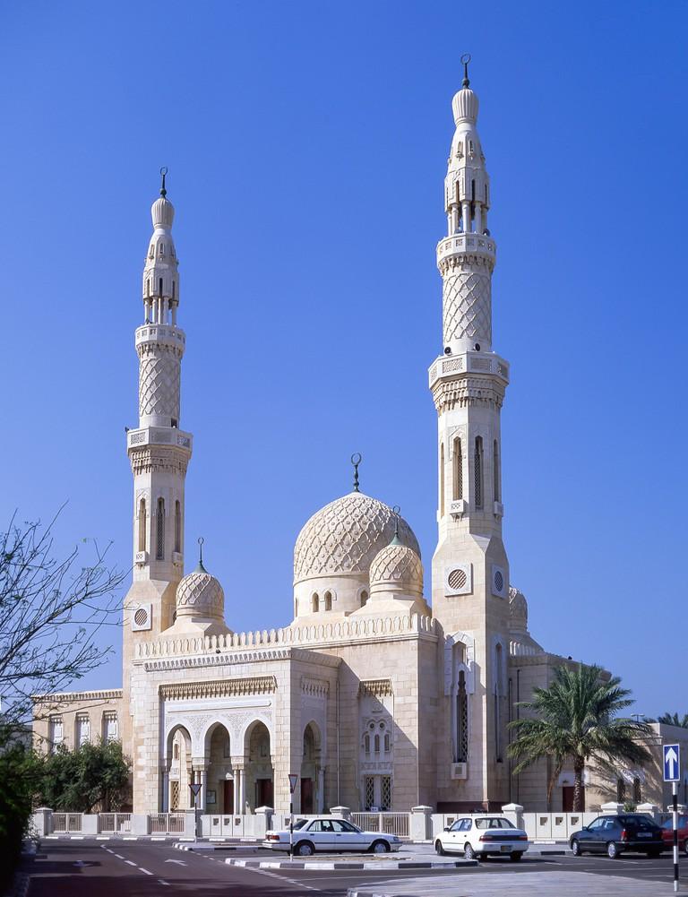 Jumeirah Mosque, Al Jumeira Road, Jumeirah, Dubai