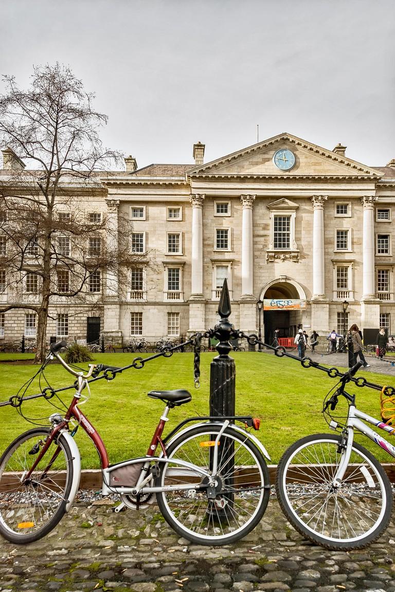 Dublin City, Ireland, Trinity College