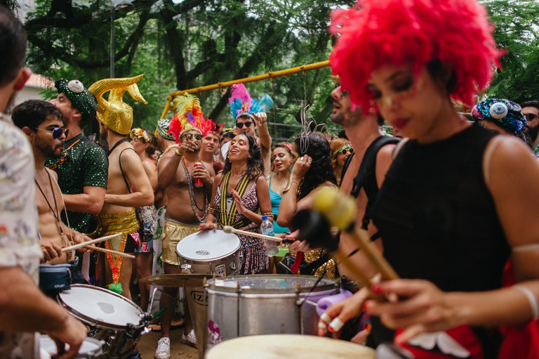 Rio Carnival is an eclectic mix of traditions that are as diverse as the crowds