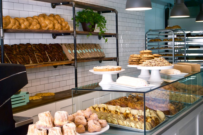Michaeli Bakery Interior