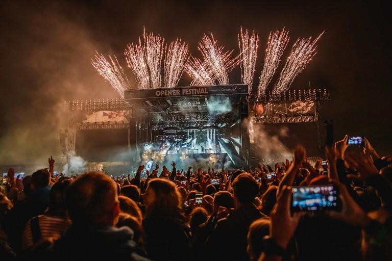 Swedish House Mafia at Open'er Festival