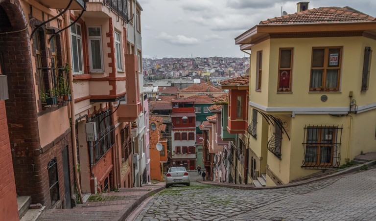 Even if almost unknown among the tourists, the districts of Fener and Balat are maybe the most colorful areas of Istanbul.