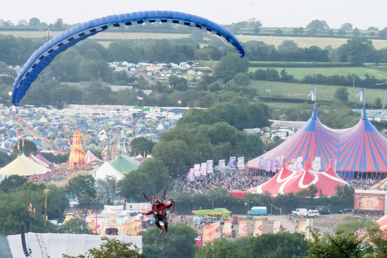 Glastonbury Festival, Britain - 27 Jun 2015