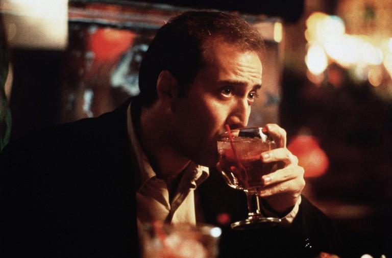 Nicolas Cage Leaving Las Vegas - 1995