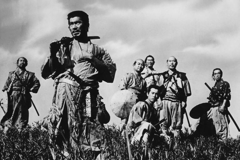 Seven Samurai - 1954